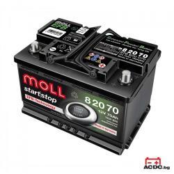 Moll EFB Start/Stop 70Ah 760A