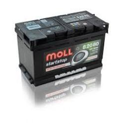Moll EFB Start/Stop 80Ah 800A