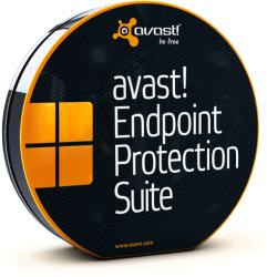 Avast Endpoint Protection Suite Renewal (5-19 User, 1 Year) AEPS-5-19-1-RL
