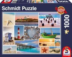 Schmidt Spiele Am Meer 1000 db-os (58221)