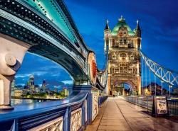Castorland Tower Bridge, London 2000 db-os (200597)