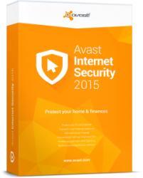 Avast Internet Security 2016 (5 PC, 3 Year) AIS-5-3-LN