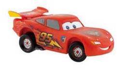 Bullyland Cars 2 - Masinuta Fulger McQueen