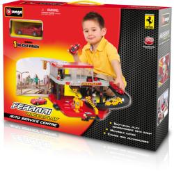 Bburago Set de joaca - Ferrari Service (31231f)