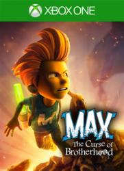 Microsoft Max The Curse of Brotherhood (Xbox One)