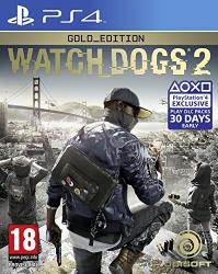 Ubisoft Watch Dogs 2 [Gold Edition] (PS4)