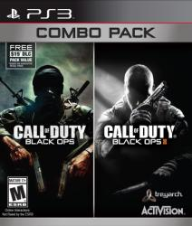 Activision Combo Pack: Call of Duty Black Ops I+II (PS3)