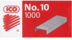 ICO No. 10 tűzőkapocs 1000db