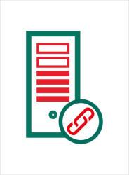 Kaspersky Security for Internet Gateway (15-19 User, 2 Year) KL4413OAMDE