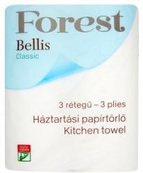 Forest Bellis Classic 3 rétegű papírtörlő 2db