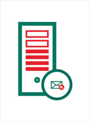 Kaspersky Security for Mail Server (25-49 User, 2 Year) KL4313OAPDE