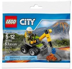 LEGO City - Vulkán légkalapács (30350)