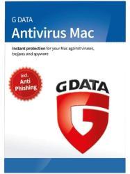 G DATA Antivirus for MAC (1 PC, 2 Year) C1004ESD24001