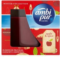 Ambi Pur Winter Collection Apple & Spice illatgyertya 100g