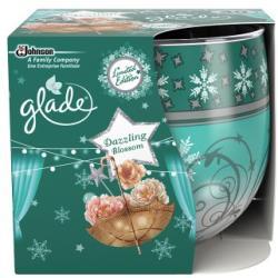 Glade Limited Edition Dazzling Blossom illatgyertya 120g