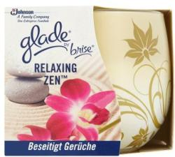 Glade Relaxing Zen Japanese Garden illatgyertya 120g
