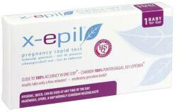 X-Epil Terhességi gyorsteszt csík