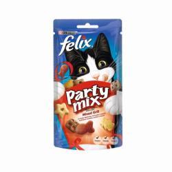 Felix Party Mix Mixed Grill jutalomfalatok 60g