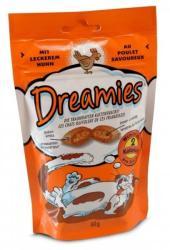 Dreamies Csirkehúsos jutalomfalatok 60g