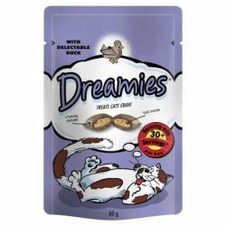 Dreamies Kacsahúsos jutalomfalatok 60g