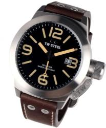 TW Steel CS3 Canteen Leather Chronograph