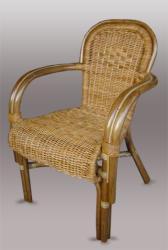 Maastricht - rattan fotel