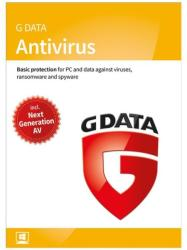 G DATA Antivirus 2015 (2 PC, 1 Year) C1001ESD12002