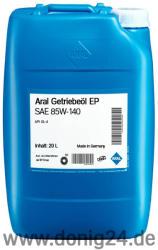 Aral EP 85W-140 (20L)