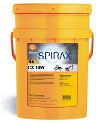 Shell Spirax S4 CX 10W (20L)