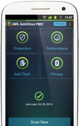 AVG Technologies AntiVirus PRO for Android Smartphones (3 Device, 2 Year) AVGAND23LN