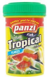 Panzi Fish Tropical Flakes díszhaltáp 135ml