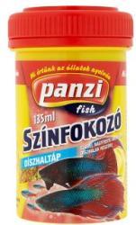 Panzi Fish színfokozó díszhaltáp 135ml