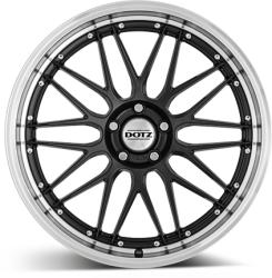 DOTZ Revvo dark CB71.6 5/114.3 19x8.5 ET45