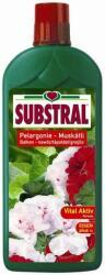 SUBSTRAL Muskátli és Balkonnövény tápoldat 1L