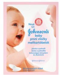 Johnson's Baby melltartóbetét 50db