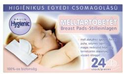 BRUIN Hygienic melltartóbetét 24db