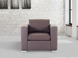 Beliani HELSINKI - bőr fotel
