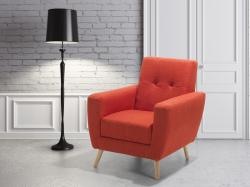 Beliani HERNING - kárpítozott fotel