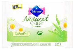 Libresse Natural Care intim törlőkendő 20db