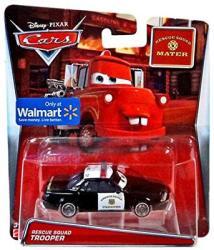 Mattel Cars Toons - Masinuta Rescue Squad Trooper