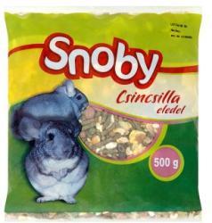 Snoby Csincsilla eledel 500g