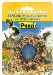 Panzi Vitaminos karikák tengeri malacoknak és nyulaknak 70g