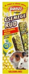 Panzi Rodent kalciumos mézes csemege rúd 2db
