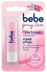Bebe Young Care Rosé ajakír 4.9g