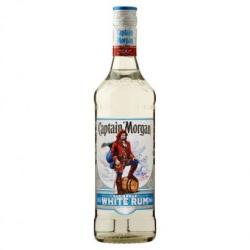Captain Morgan White Rum 0.7L (37.5%)
