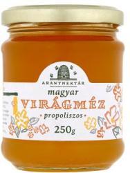 Aranynektár Propoliszos virágméz 250g