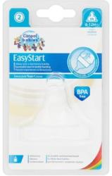 Canpol EasyStart etetőcumi 6-12 hónapos korig