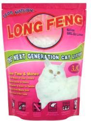 Long Feng Szilikonos macskaalom zöldalma illattal 3.8L