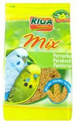RIGA Mix törpe hullámos papagáj eledel 1kg
