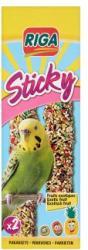 RIGA Sticky Exotic Fruit nagy papagájok részére 2db